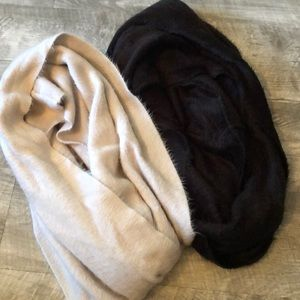 2 for 1! Super Soft Infinity Scarves!